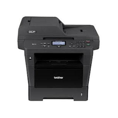 Impressora Brother 8157, mais uma impressora, copiadora ou multifuncional alugada pela TTG através do modelo de outsourcing e locação