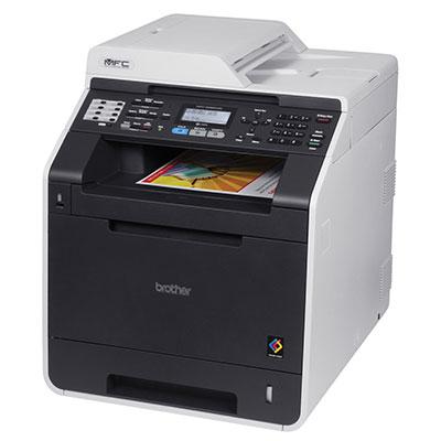 Impressora Brother 9460, mais uma impressora, copiadora ou multifuncional alugada pela TTG através do modelo de outsourcing e locação