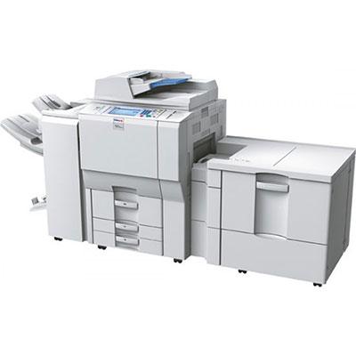 Impressora Ricoh Aficio mpc6501, mais uma impressora, copiadora ou multifuncional alugada pela TTG através do modelo de outsourcing e locação